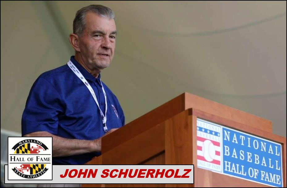John Schuerholz